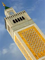 La mosquée d'Abdallah Ben Amor