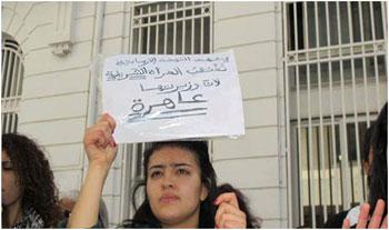 Le tribunal cantonal a décidé de libérer l'étudiante Marwa Maalawi