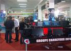 Le Salon international de l'informatique et de la bureautique SIB 2013 a ouvert ses portes