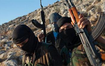L'opposant syrien Abdelaziz Ennajib