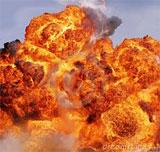 Une explosion a eu lieu ce matin 28 septembre 2013 dans une maison