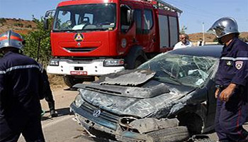 Les accidents de la route ont atteint jusqu'au 27 novembre de cette année