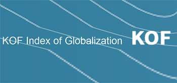 La Tunisie a été classée 78ème dans l'indice mondial 2014 des pays les plus mondialisés