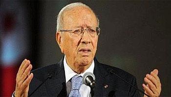 Le président du parti Nidaa Tounes
