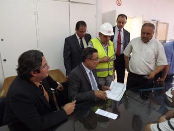 Suite à la réunion tenue vendredi dernier au siège du gouvernement à la Kasbah consacrée à l'examen des préparatifs