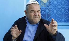 Le président de la communauté juive en Tunisie Perez Trabelsi s'est
