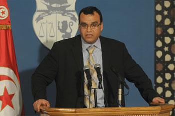 Réagissant à la décision de l'UE d'annuler les sanctions prises contre plusieurs proches de l'ex-président tunisien Ben Ali