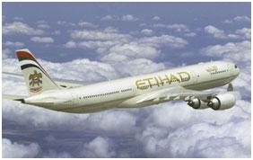 La compagnie aérienne nationale des Emirats arabes unis