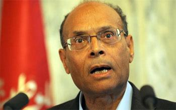 Le président de la république Moncef Marzouki n'est pas parvenu à s'inscrire à la municipalité d'Al Kantaoui