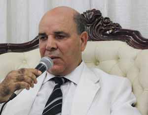 Le président du parti de l'ouverture et de la fidélité (POF)