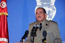 L'ancien colonel -major à l'Armée nationale