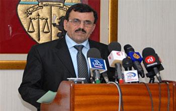 La présidence du gouvernement a décidé de reporter à demain mardi