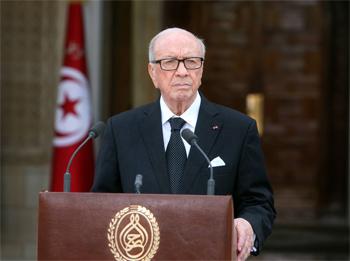 L'actuel président de la République