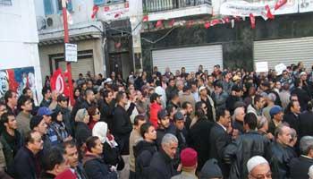 A l'approche du deuxième anniversaire de la Révolution qui a apporté la liberté à la Tunisie