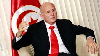 Le président du bureau politique du parti El Joumhouri