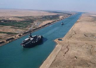 L'Egypte va creuser un nouveau canal de 72 kilomètres le long du canal