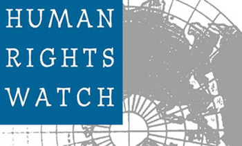 L'Organisation Human Rights Watch (HRW) a appelé