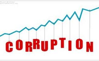 Le sujet de la corruption de la mauvaise gestion de l'argent public n'a cessé
