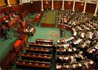 Les élus de l'opposition à l'assemblée nationale constituante ont décidé de boycotter les séances plénières durant 3 jours
