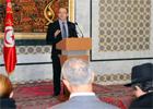 La déclaration du chef du gouvernement provisoire tunisien