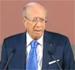 L'ex-premier ministre et président du parti Nidaa Tounes