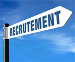 18 700 nouveaux recrutements programmés dans la fonction publique et concernent plusieurs secteurs au titre de l'année 2014 seront maintenus.