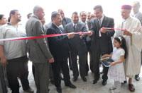 Inauguration à la Pépinière de Manouba de SODES