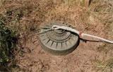 Explosion d'une deuxième mine sur un citoyen à bord d'un Isuzu