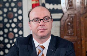 Le ministre des Finances