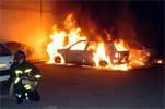 Le site Arabsque a rapporté qu'un incendie a éclaté