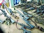 Les unités de la garde de la région de 2 mars ont arrêté