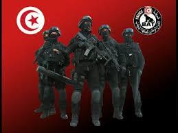 La brigade anti-terroriste a pris d'assaut