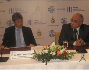 La Banque européenne d'investissement (BEI) et le ministère du Transport viennent de signer une convention d'une assistance technique pour la réalisation d'une plateforme logistique Euro-méditerranéenne à Jbel El Ouest. Cette assistance technique sera financée