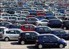 Le marché des voitures continue de progresser