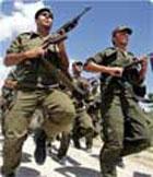 Des points de contrôle ont été mis en place au niveau des accès au gouvernorat de Kasserine