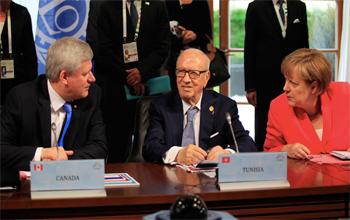 Cette fois-ci sera-t-elle la bonne ? De nouveau invité du G7