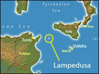 Le pape François sera ce lundi 8 juillet à Lampedusa pour son premier voyage hors de Rome. Par ce geste