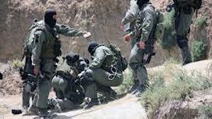 Lors d'une opération militaire à Chambi