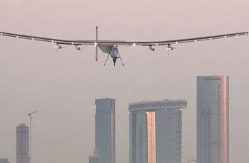 L'aventure de l'avion Solar Impulse 2