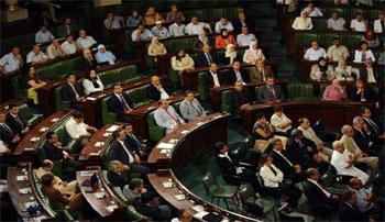 56 députés d'Ennahdha ont voté pour la huis clos de la séance plénière d'examen des deux motions de censure à l'encontre de la