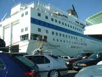 Les agents de la douane au port de la Goulette ont saisi dimanche 08 décembre 2013