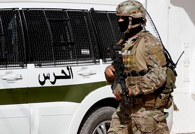 Tunisie: opération anti-terroriste à Sidi Bouzid