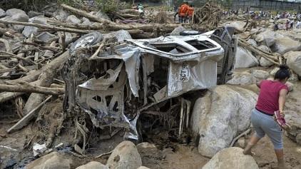 Sierra Leone : Une coulée de boue fait des centaines de morts