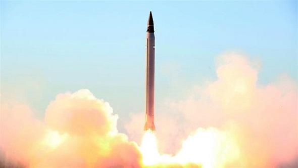 L'Iran annonce avoir réussi un essai de missile balistique