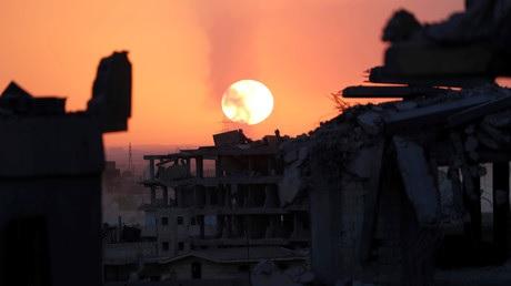 Daech aussi recule — Syrie