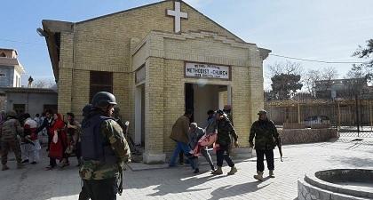 Plusieurs morts dans l'attaque d'une église méthodiste — Pakistan