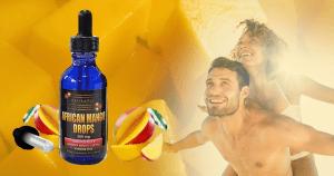African Mango Drops Website