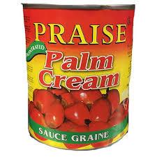 Praise palm cream 400g