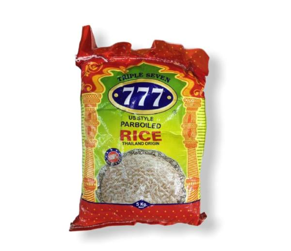 777 Nigerian Rice Grain -5kg