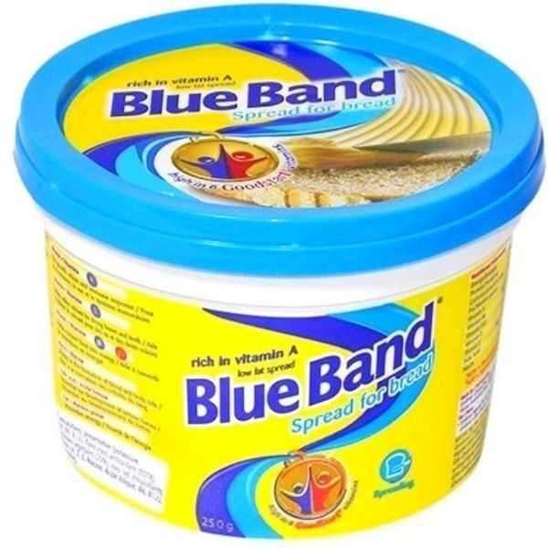 Blue Band Low Fat Butter - 250g